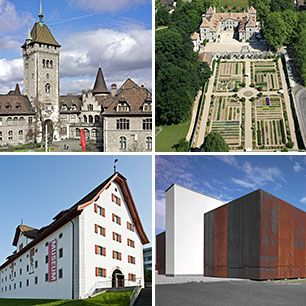 Pefect for rainy days: visit the Swiss National Museum