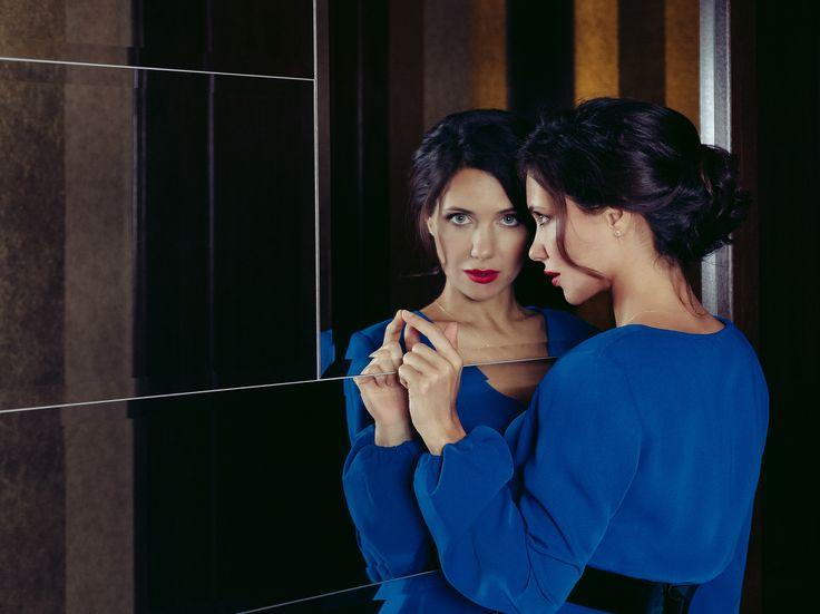 Екатерина Климова для TOPBRANDS в платье P.A.R.O.S.H #topbrands #parosh #екатеринаклимова