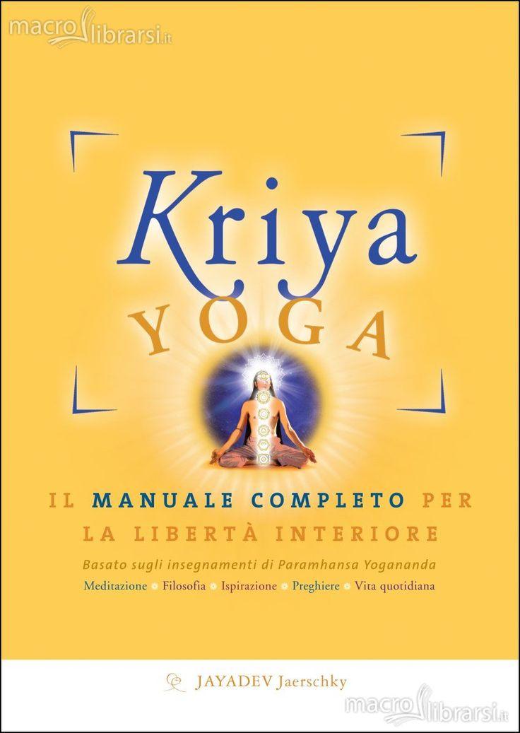 Kriya Yoga - Libro