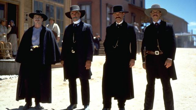 Out Now Commentary: Tombstone (1993)   Tombstone movie, Tombstone 1993,  Native american movies