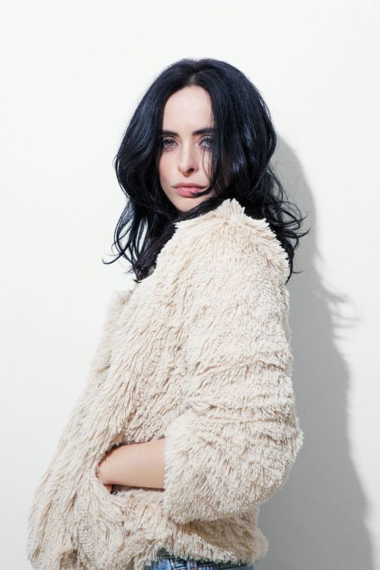 Why Krysten Ritter is the perfect choice to play Marvel's PTSD superheroine Jessica Jones.