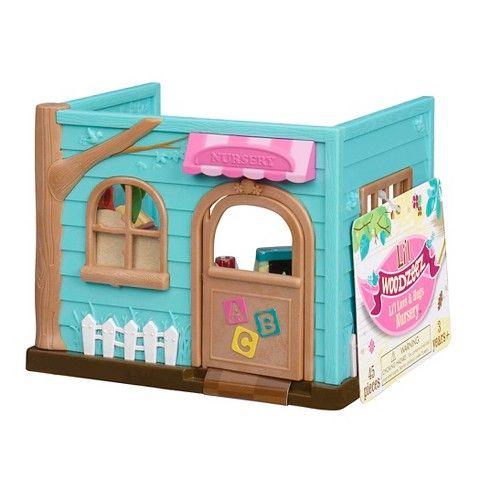 Li'l Woodzeez Mini Rooms - Daycare