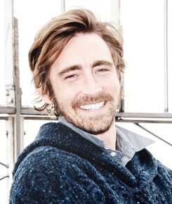 "Lee Pace / Ned in ""Pushing Dasies"""