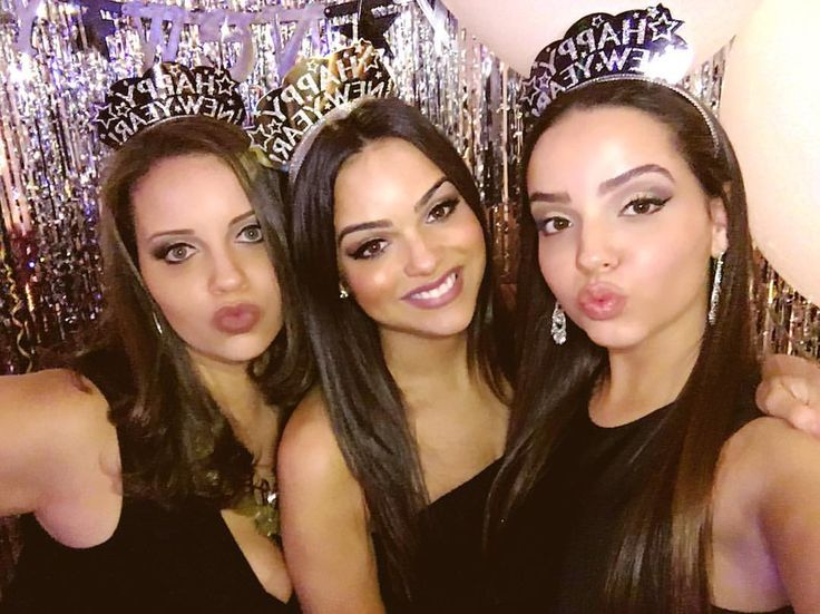"""Lisa Ramos (@lisaaramos) on Instagram: """"Rang in the new year with my family. Was in PJS by 12:30. It was perfect. Happy New Year everyone.…"""""""