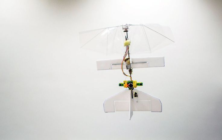 Fully Autonomous Flapping Wing Micro Drone Is Here! - https://technnerd.com/fully-autonomous-flapping-wing-micro-drone-is-here/?utm_source=PN&utm_medium=Tech+Nerd+Pinterest&utm_campaign=Social