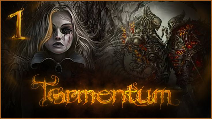 One Creepy World || Tormentum Part 1 https://www.youtube.com/watch?v=uWR-lkMicdc #Tormentum #puzzles #pointan-click #horror #game #2d #creepy #PC #dark