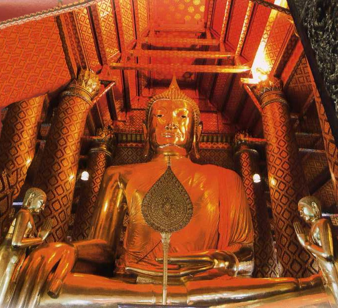 Wat Phananchoeng  Phra Nakhon Si Ayutthaya