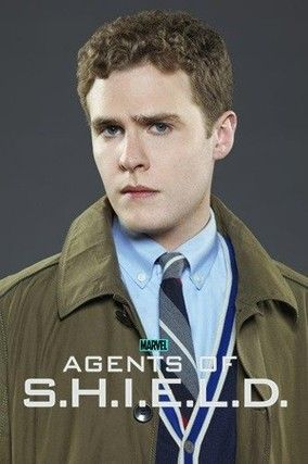 Marvel's Agents of SHIELD Characters - SF Series and Movies------ OMG FITZ FITZ FITZ!!!!!! He is my absolute favorite don't judge me!!!!