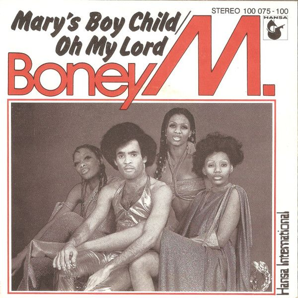 Boney M Mary S Boy Child Oh My Lord Vinyl 7 Boney M Music Albums My Lord