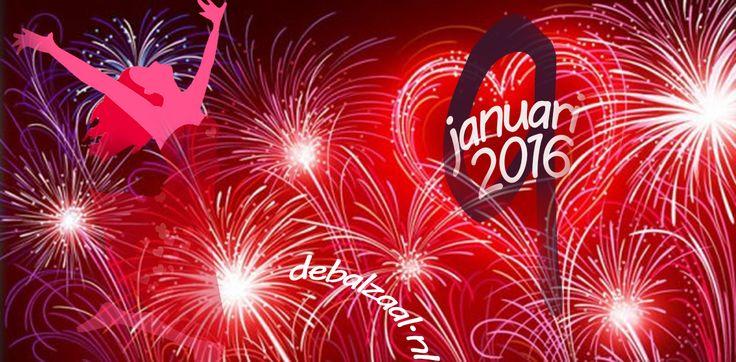 Nieuwjaarsbal 9 januari  met Biodanza workshop door Geny in De Balzaal