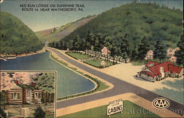 Red Run Lodge Waynesboro Pennsylvania | waynesboro pa ...