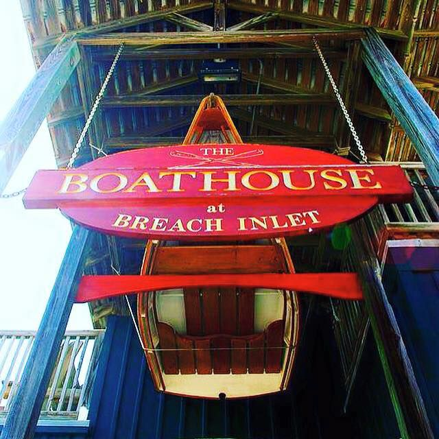 6. The Boathouse at Breach Inlet - Isle of Palms, SC