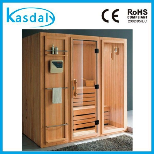 Good luxury steam sauna indoor steam sauna sauna shower - Costo sauna per casa ...