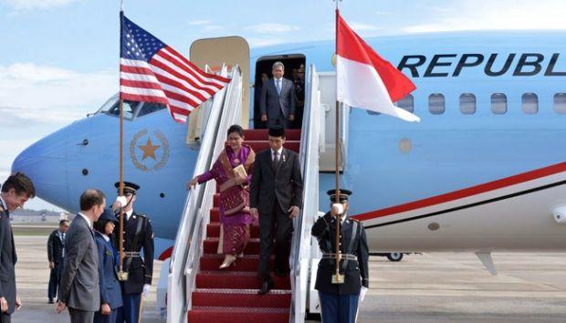 Tiga Kejanggalan Isu Broker Lobi Jokowi ke Amerika