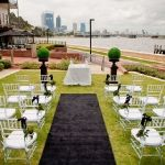 Swan Brewery Ceremony // Set up by Hire Society
