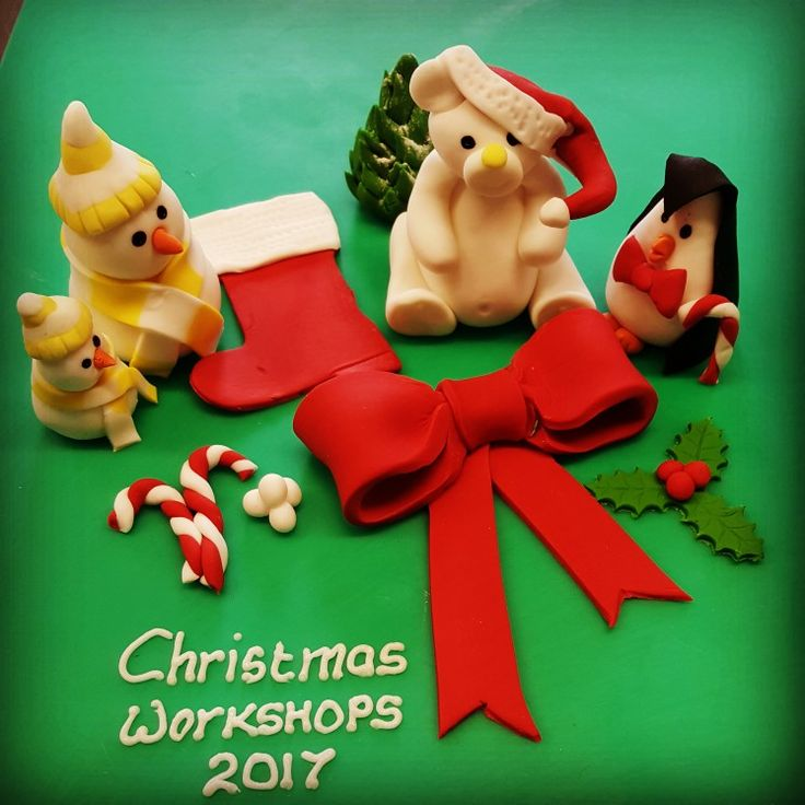 Stay tuned for Christmas Workshops at Cannaboe for adults and children. #christmascakes #christmascookies #christmasworkshops