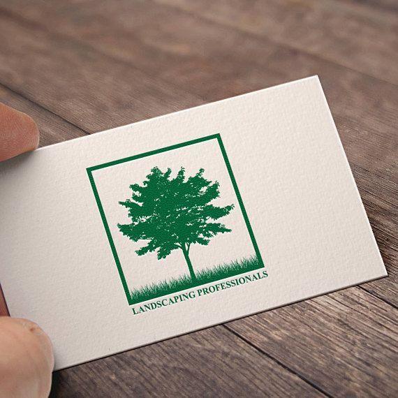 Landscaping Company Logo Logo Design Landscaper Logo Lawn Care Logo Tree Care Service Logo Landscaping Professional Logo Firmenlogo Logo Design Und Landschaftsdesign