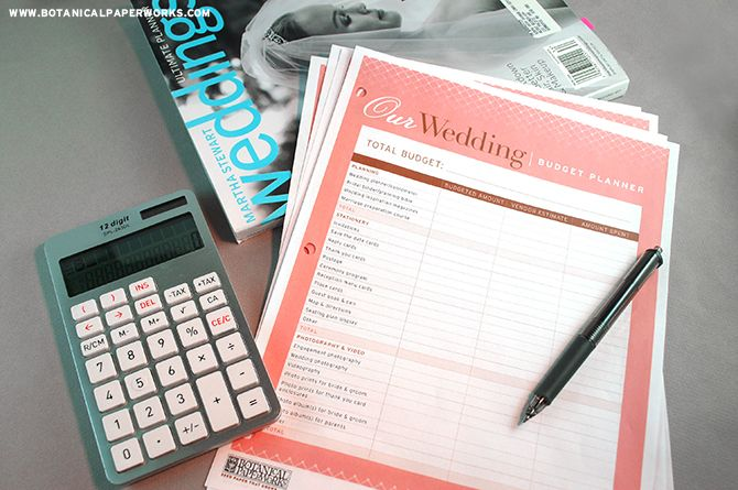 This FREE wedding budget planner is the best way to keep track of what you want to spend and where you want to spend it.