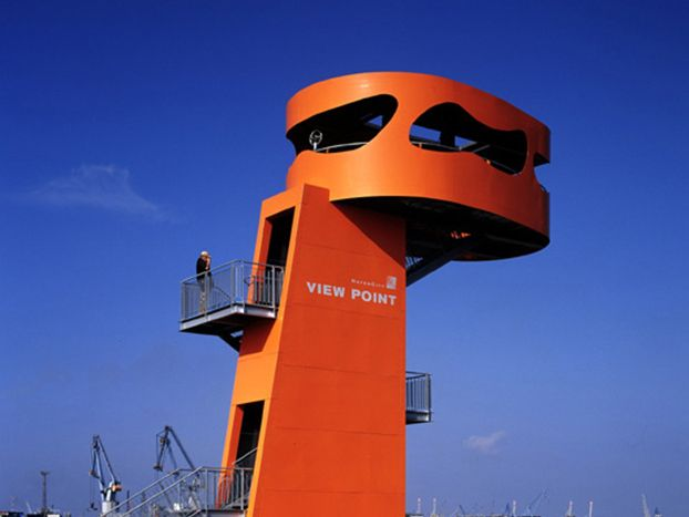 Viewpoint, Harbour Hamburg   Hamburg   Germany   Waterfront 2016   WAN Awards