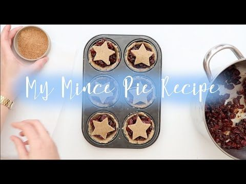Homemade Mince Pies! | Madeleine Shaw - YouTube