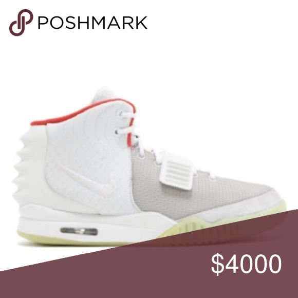 Air Yeezy 2 NRG I bought these with the black and green ones Nike Shoes