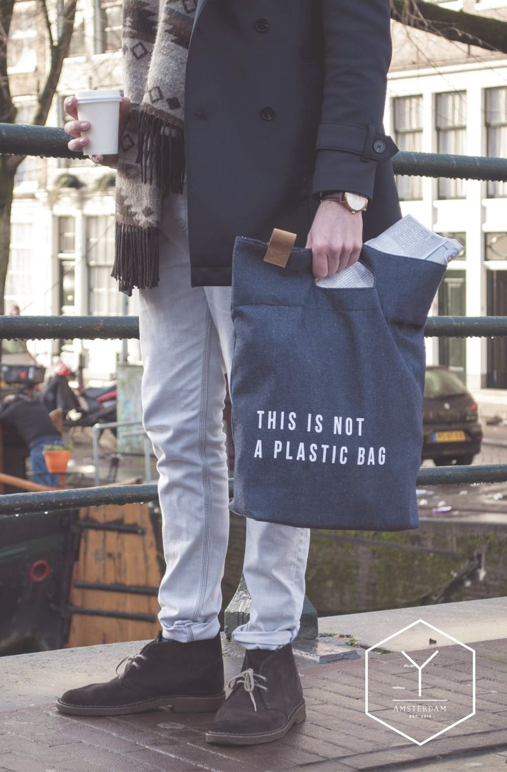 Yaco | THIS IS NOT A PLASTIC BAG  www.yaco-studio.com