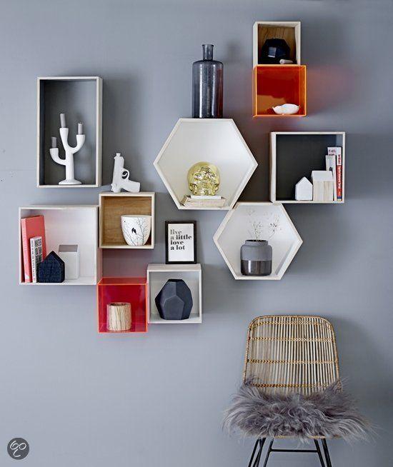 Interieur | Wandboxen aan de muur