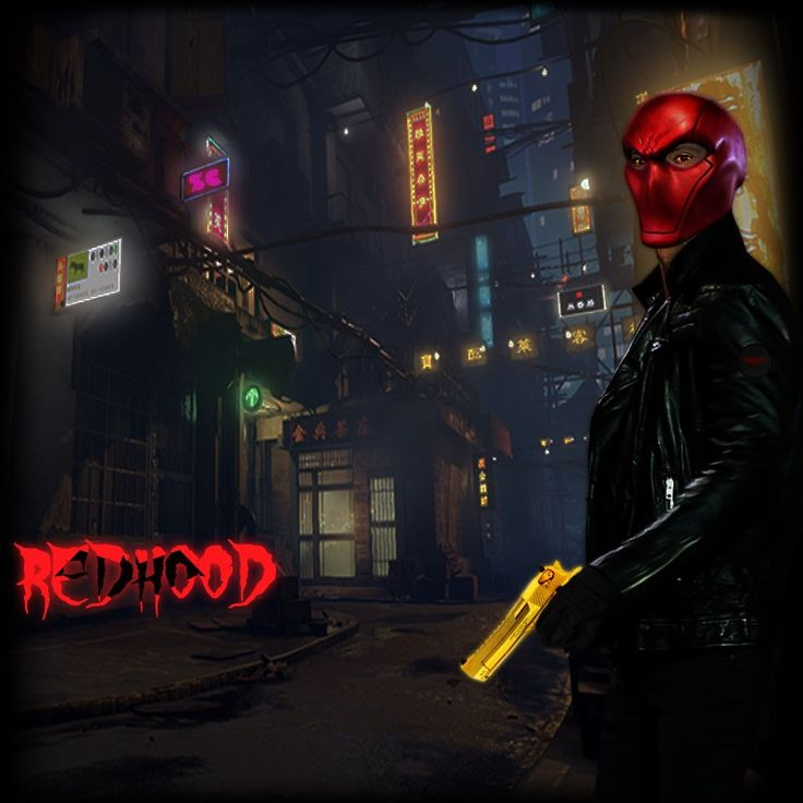 REDHOOD by $ickClickz