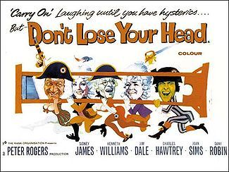 Carry On Don't Lose Your Head 1966