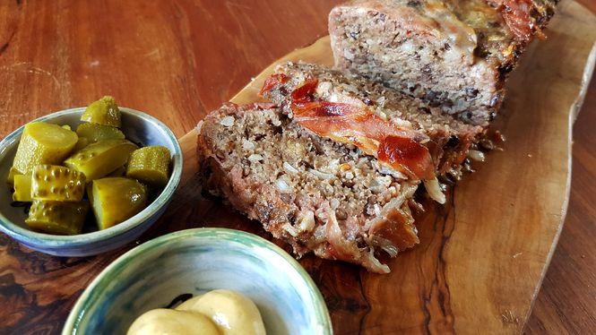 Lydia Pinkhams gehaktbrood