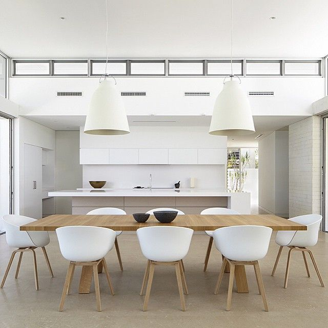 #design #architecture #interior #interiors #Hayfurniture @haydesign @cultdesignau #AAC #lights #light #lighting #Caravaggio @lightyearsdk #white #whitespace ... & 33 best Dining Room images on Pinterest | Dining rooms Chairs and ... azcodes.com