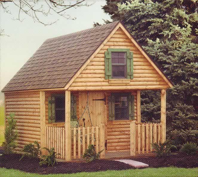 Tool Sheds Cabins : Amish shed cabins joy studio design gallery best