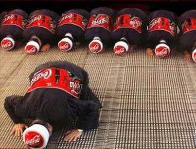 Coca cola adv.