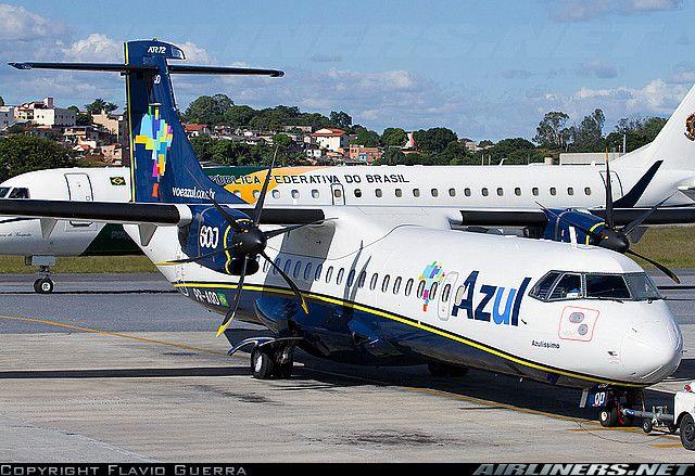 ATR ATR-72-600 (ATR-72-212A) aircraft picture
