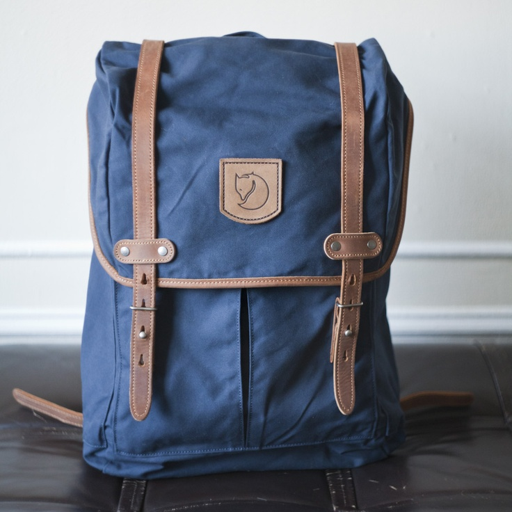 Sum  Substance: Things: Fjäll Räven Rucksack