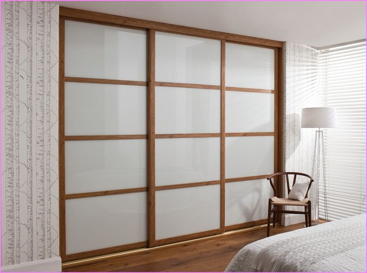 diy sliding closet doors more