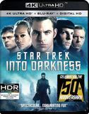 Star Trek Into Darkness: With Movie Reward [4K Ultra HD Blu-ray/Blu-ray] [2013], 59180454000