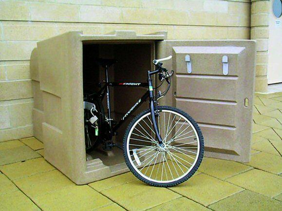 Image result for bike storage cabinet