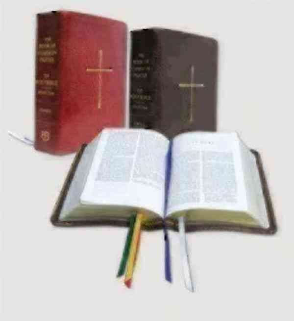 The Book of Common Prayer & Nrsv Bible With The Apocrypha