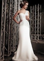 Wedding Dress No: 13474 by Love Bridal  http://bridalallure.co.za/wedding-dresses/love-bridal/st13474 Available in stock 1 dress left   Size: 10 UK / EU38  Colour Off White   Price: R 11 200  Hire Price R 7 280