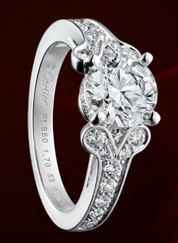 Cartier Engagement Rings