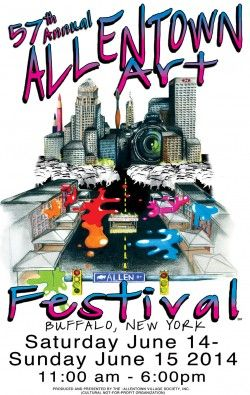 Explore Your Own Backyard: Allentown Art Festival