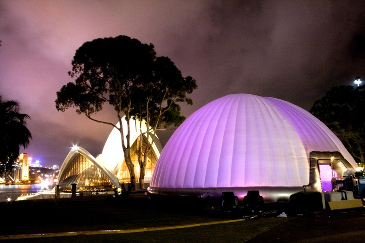 14m #FESTIVAL SOLUTION #SYDNEY #AUSTRALIA  #Inflatable #Temporary #Structure #Events http://www.brandinteractivation.com/