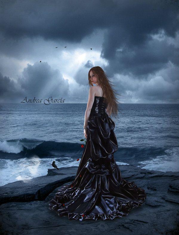 El Mar de mi Soledad by AndyGarcia666.deviantart.com on @deviantART