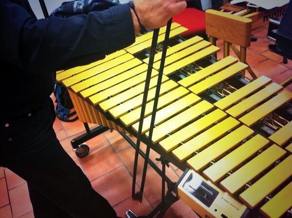 #musicstreets 11feb a Milano (anche) con #GiuseppeCacciola percussionista @FilarmoniScala
