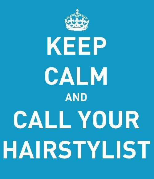 Do yourself and your hair a favor. Keep calm and call your stylist! Avoid the store bought box colors! #beauty #hair