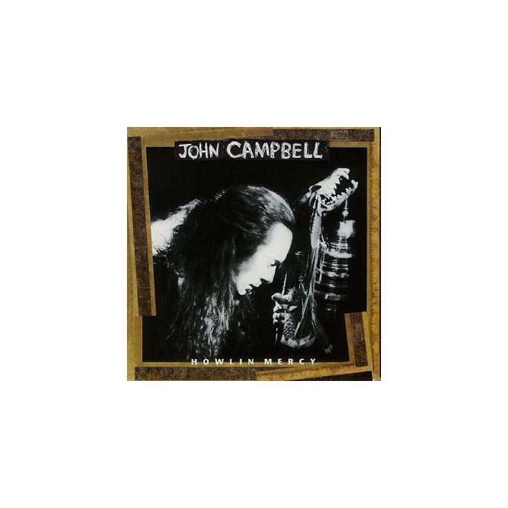 John Campbell - Howlin Mercy (Vinyl)