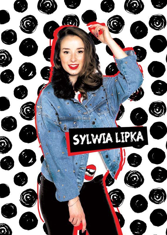 Plakat A3 Sylwia Lipka NOWY SESJA wersja 3