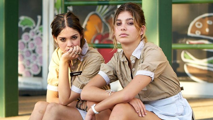 'Never Goin' Back': Film Review | Sundance 2018  Maia Mitchell and Cami Morrone star as Texas high-school dropouts in Augustine Frizzell's comedy 'Never Goin' Back.'  read more
