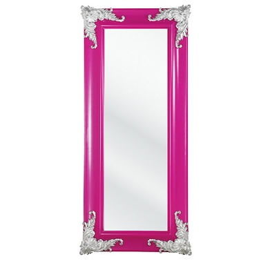 Passion Pink Full Length Mirror
